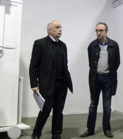 Javier y Alejandro