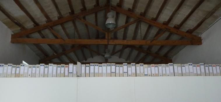 Inauguración del Archivo de Sueños